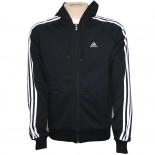 Jaqueta Adidas Ess 3s Fz Hood