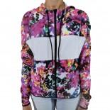 Jaqueta Adidas Gym FZ Hoody 2 Feminina