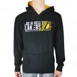 Moletom Adidas NBA Lakers Po Hoody