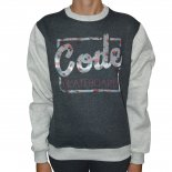 Moletom Code CD 221001038