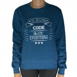 Moletom Code Everythng Feminino