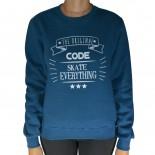 Moletom Code Everythng Feminino