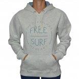 Moletom Free Surf Heart