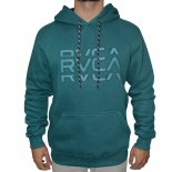 Moletom Rvca Cut Fleece
