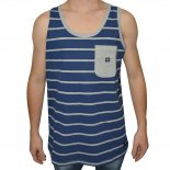 Regata DC Pocket Striped