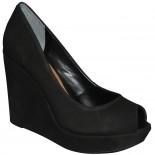 Sapato Cravo e Canela 85512