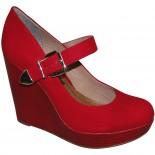 Sapato Cravo e Canela 91910