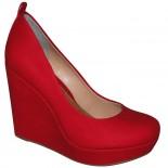 Sapato Cravo e Canela Ref.91902