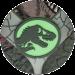 Chinelo Ipanema Jurassic 26722 Infantil 3