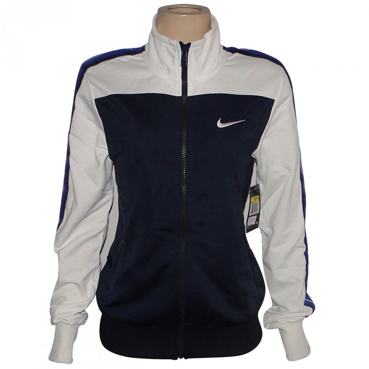 76d128a36d56b Agasalho Nike 521887 521887-451 - Gelo Azul - Chuteira Nike