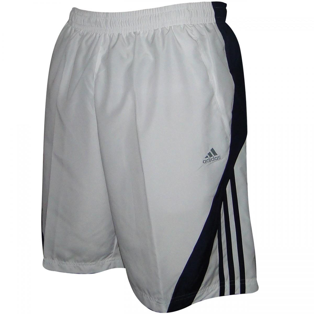 c533113196294 Bermuda Adidas Inspired X53742 - BRANCO MARINHO - Chuteira Nike ...