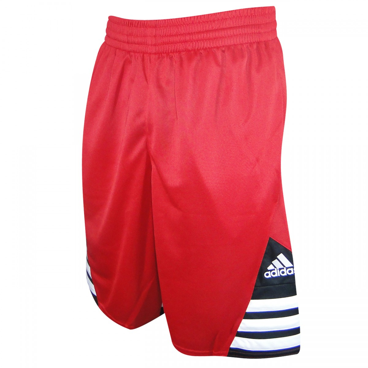 52efedeb8 Bermuda Adidas Superstar 2.0 Basquete F84473 - Vermelho/Preto ...