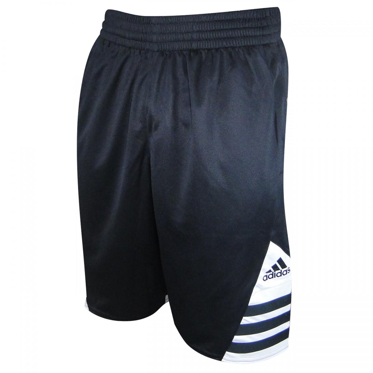 f6e846c07 Bermuda Adidas Superstar 2.0 Basquete F84472 - Preto/Branco - Chuteira  Nike, Adidas. Sandalias Femininas. Sandy Calçados