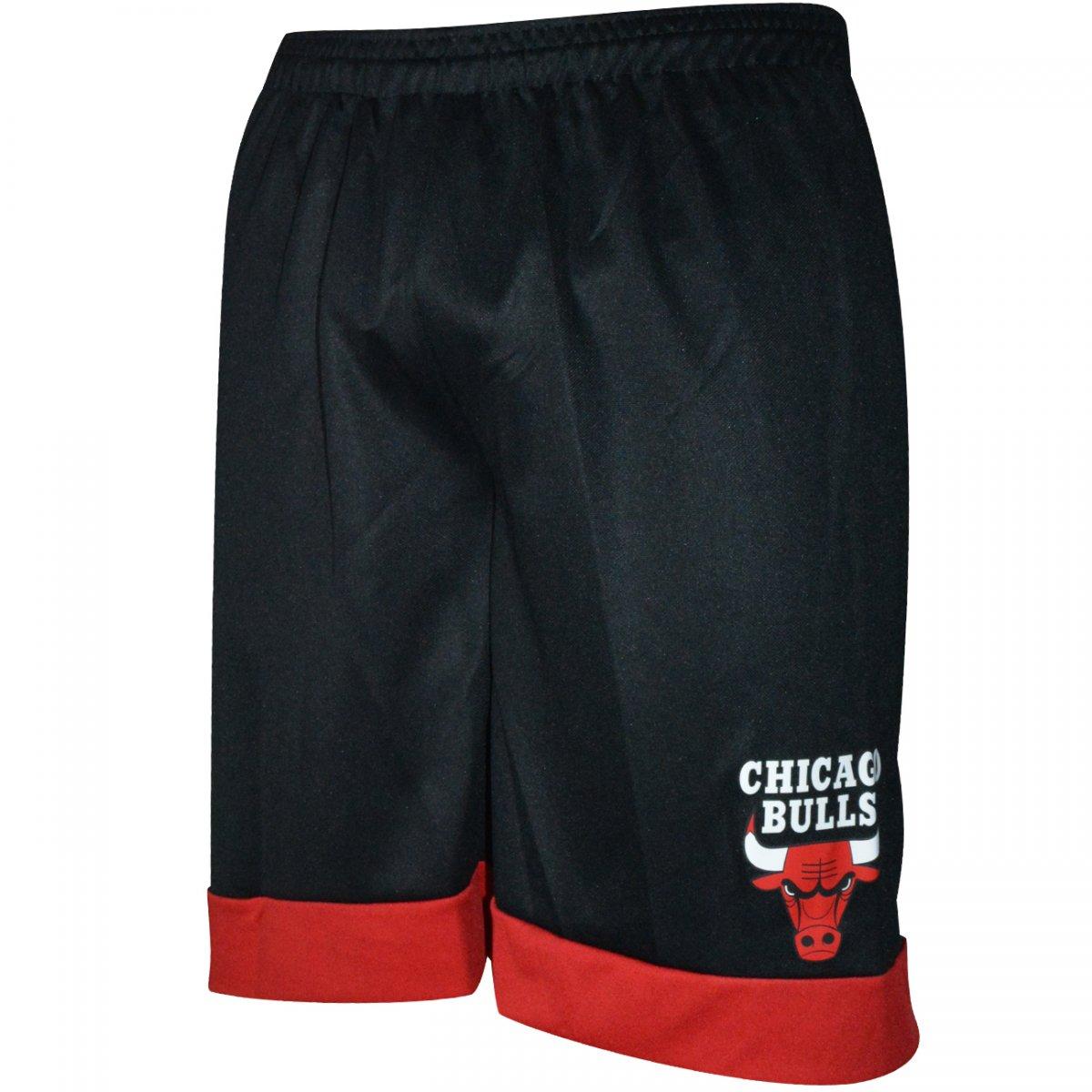 comprar calção do chicago bulls 97a8588233d34
