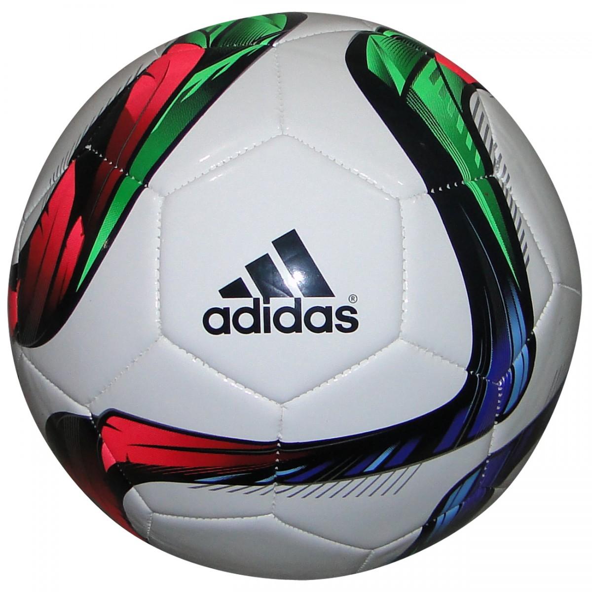 Bola Adidas Conext 15 M36887 - Branco Multicolor - Chuteira Nike ... 762aa740102a0