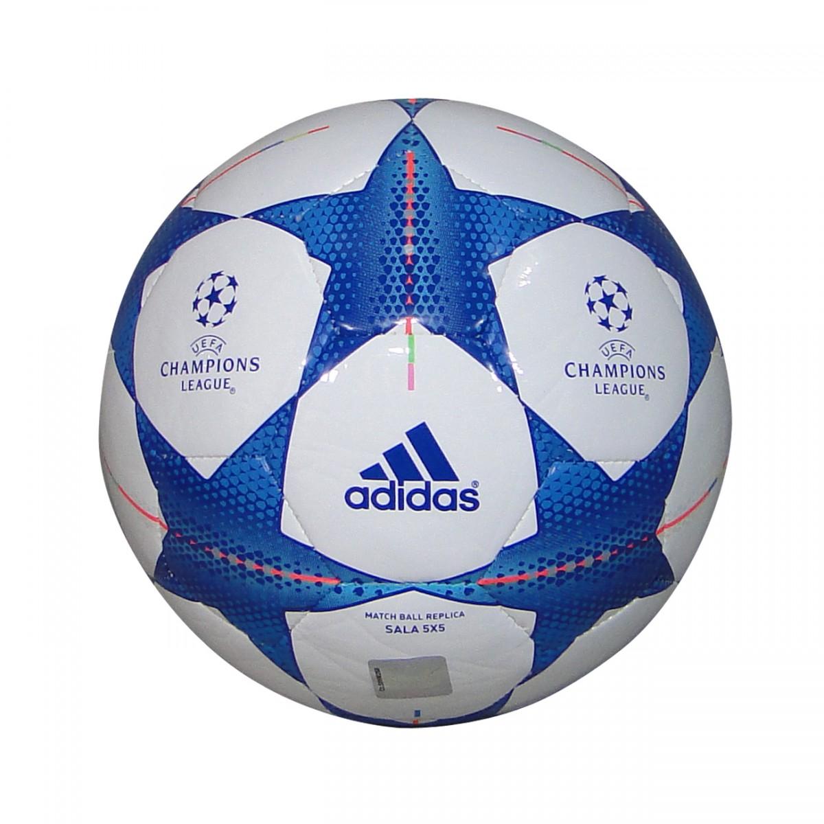 Bola Adidas Finale 15 Futsal S90222 - Branco Azul - Chuteira Nike ... 4ccecd9913ac7