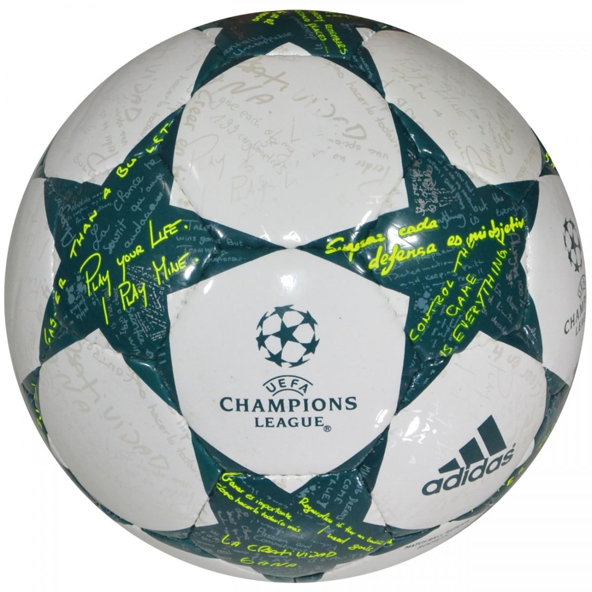 4560add123 Bola Adidas Finale 16 Society AP0381 - Branco Verde - Chuteira Nike ...