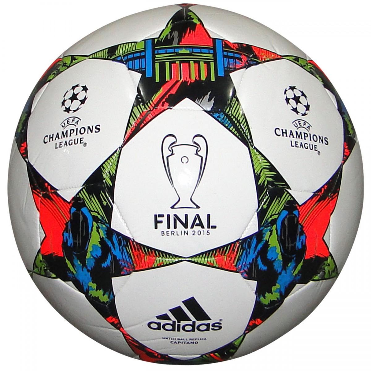 fd16c47888c9c Bola Adidas Finale Berlin 2015 M36921 - Branco Multicolor - Chuteira Nike