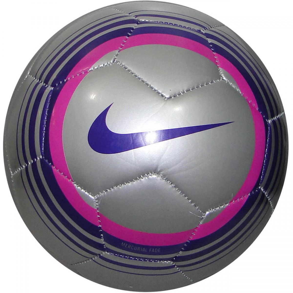 Bola Nike Mercurial Fade 2639 - PRATA ROXO - Chuteira Nike b1bf28cca6899