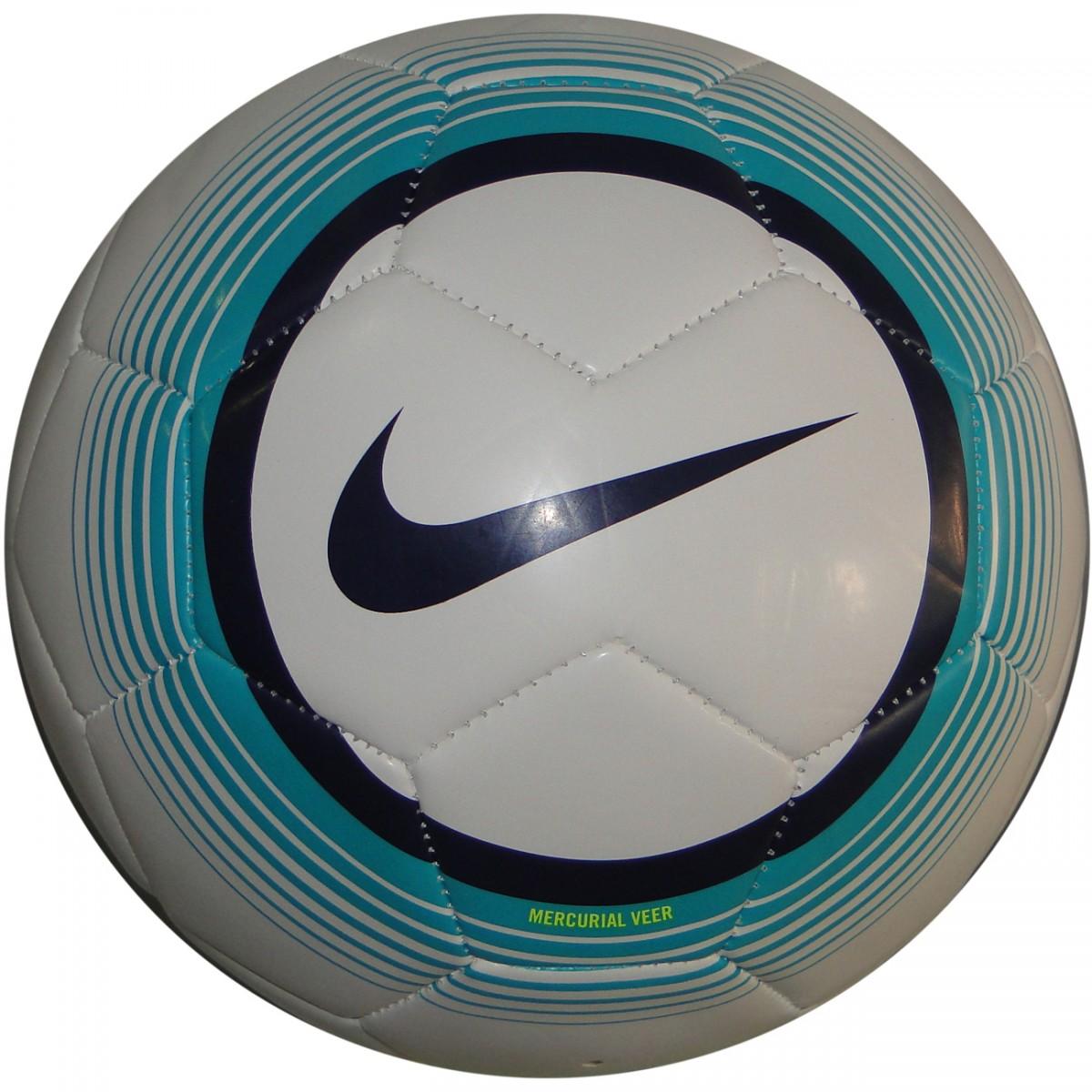 Bola Nike Mercurial Veer Sc1903 8560 - BRANCO MARINHO VERDE - Chuteira Nike f1c9e1d9f4818
