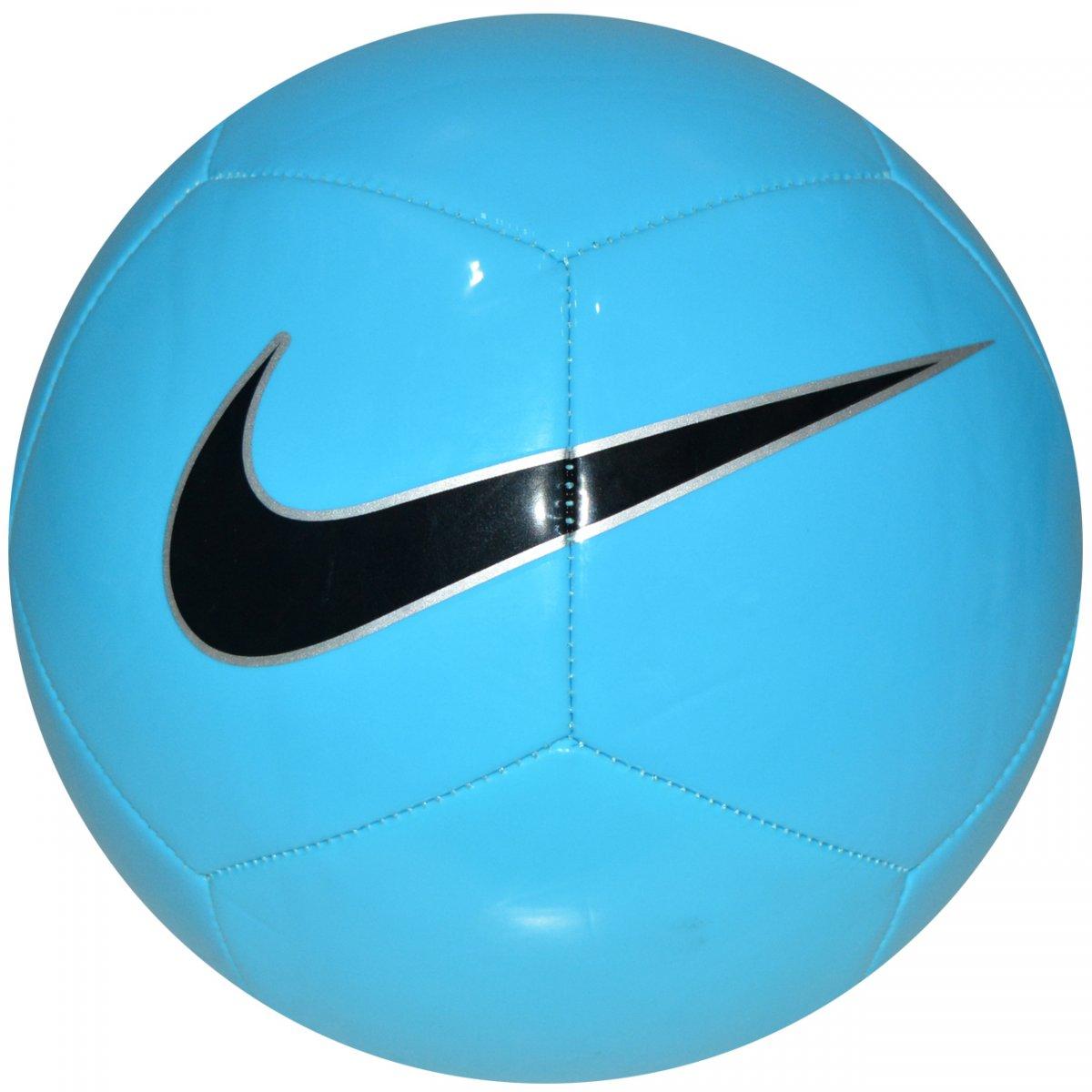 9b7a29d933 Bola Nike Pitch Training SC3101 413 - Azul preto prata - Chuteira Nike