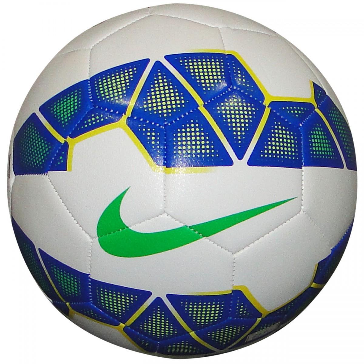 592707e1a6f6c Bola Nike Strike Brasileirão 2015 SC2600-143 - Branco Azul - Chuteira Nike