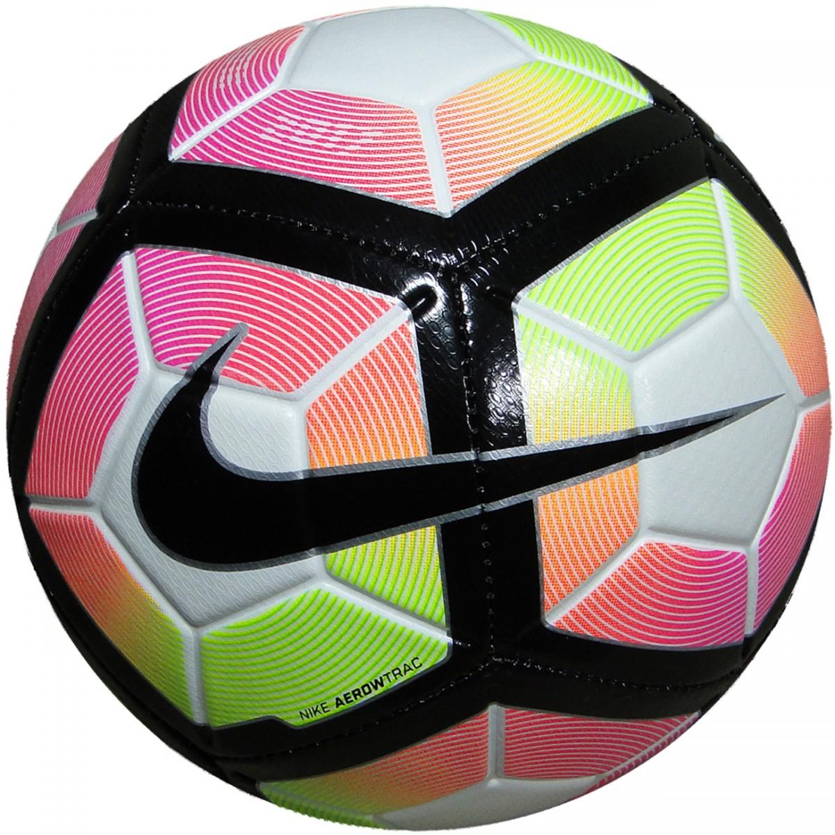 abf285c622231 Bola Nike Strike SC2983 SC2983 100 - Rosa Limão Preto - Chuteira ...