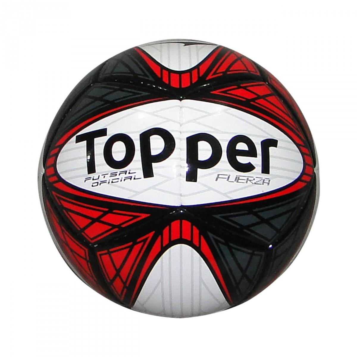 Bola Topper Fuerza Futsal 5f426afd827e7
