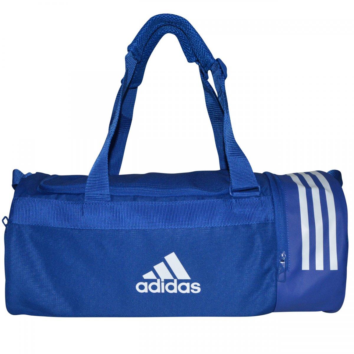 9fa9306c9 Bolsa Adidas CVRT 3S Duf S DM7784 - Royal/branco - Chuteira Nike, Adidas.  Sandalias Femininas. Sandy Calçados