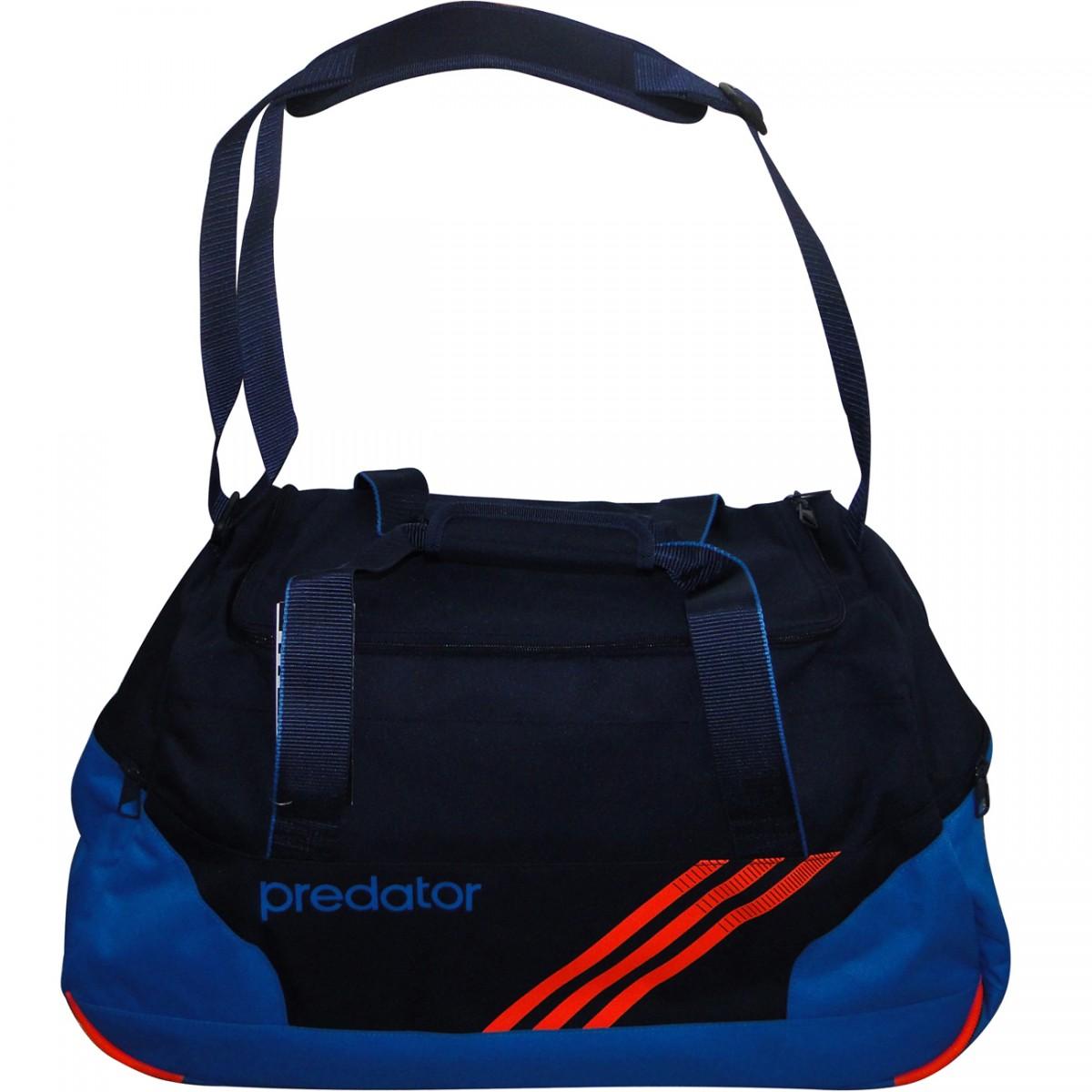 ... buy bolsa adidas predator w38065 marinho azul laranja chuteira nike  adidas. sandalias femininas. sandy ... 371c72680b702