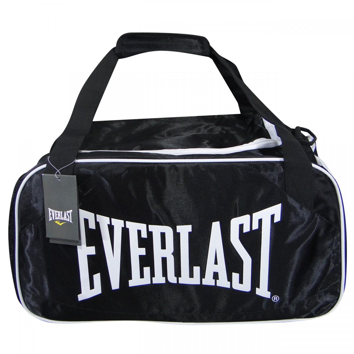 c91527f0a Bolsa Everlast 34911005 34911005A - Preto/Branco - Chuteira Nike, Adidas.  Sandalias Femininas. Sandy Calçados