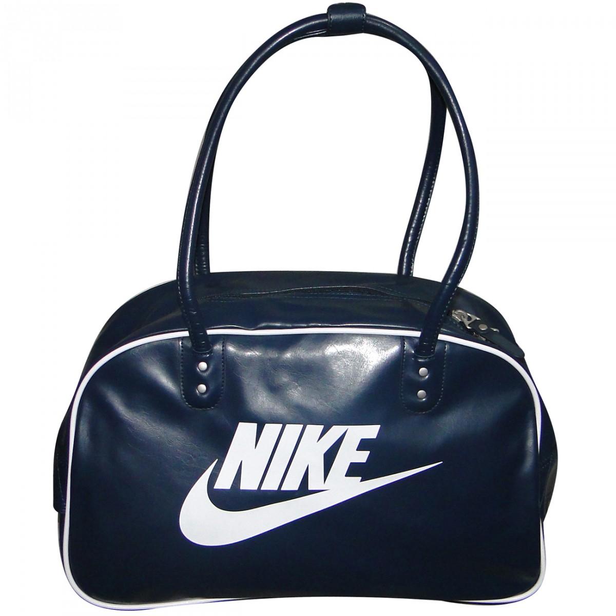 14526e947 Bolsa Nike BA4269 BA4269-467 - Marinho/Branco - Chuteira Nike ...