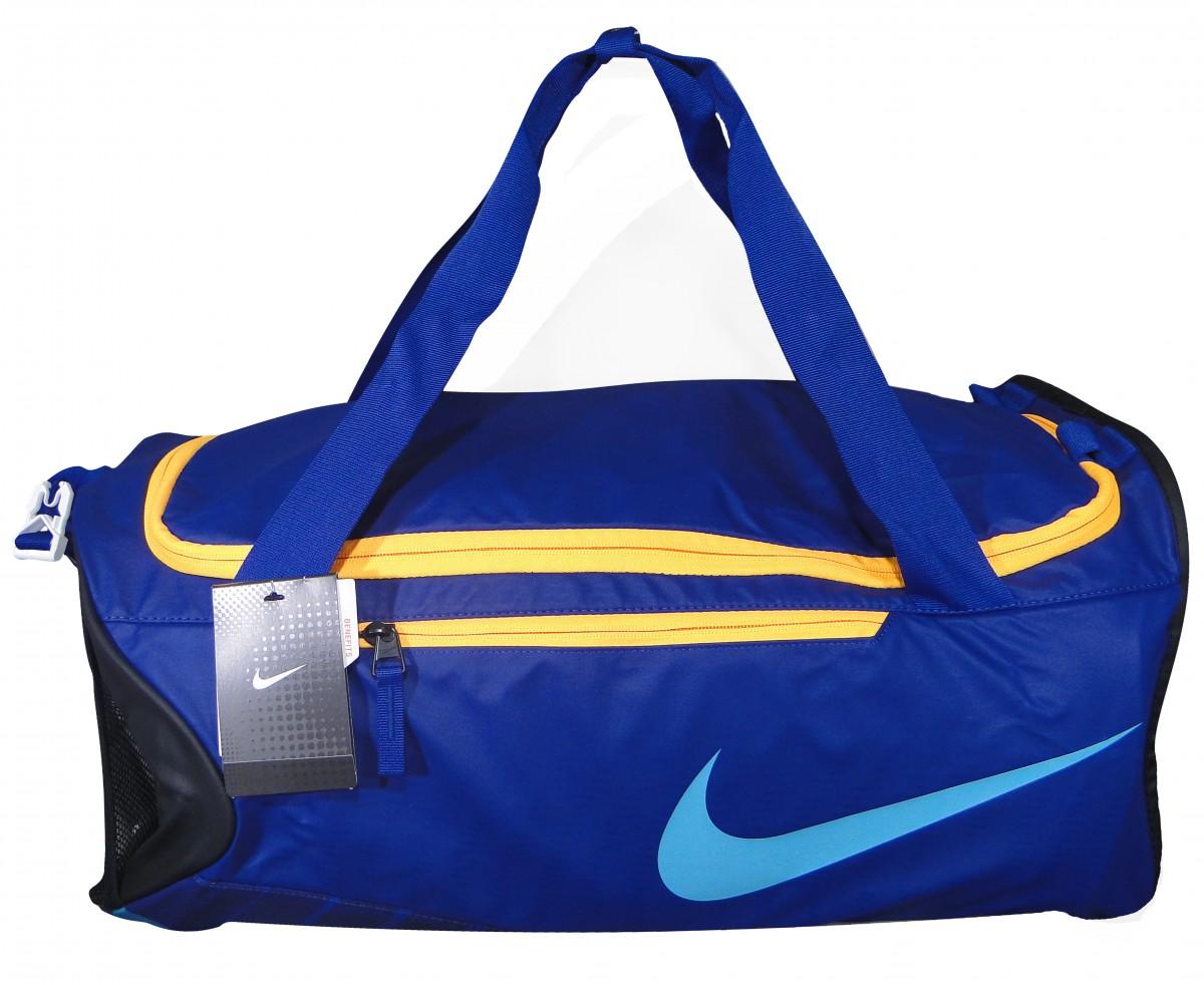 d17e6e96a Bolsa Nike BA5182 BA5182 - 457 - Marinho/Verde/Agua - Chuteira Nike,  Adidas. Sandalias Femininas. Sandy Calçados