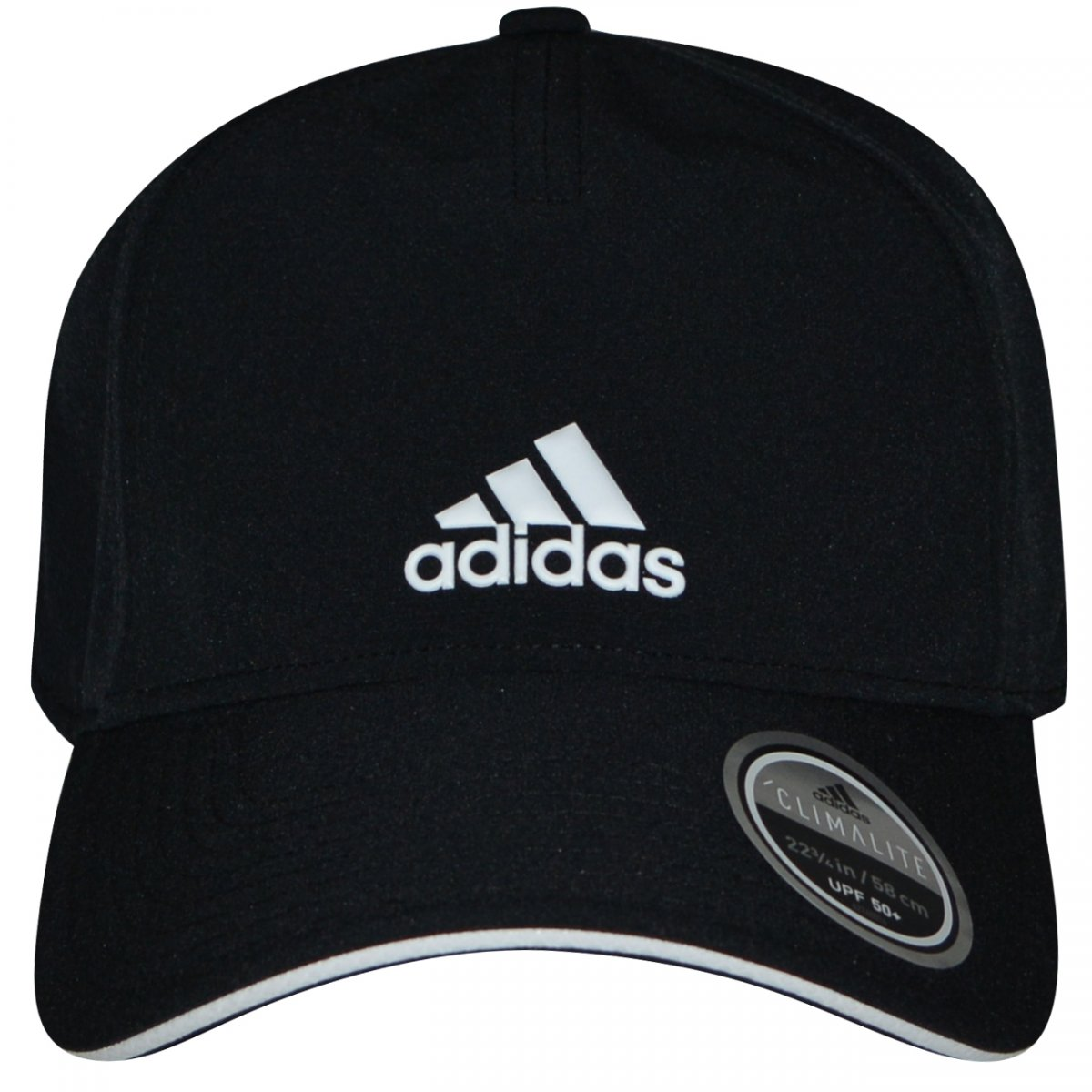 Bone Adidas C40 5P Clmlt Cap CG1781 - Preto branco - Chuteira Nike ... 78186584c5c