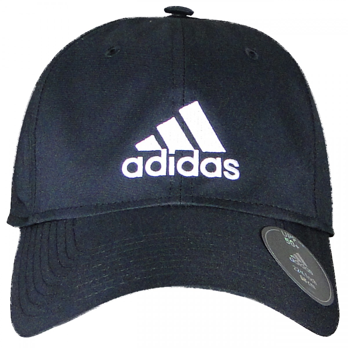 bd091cc6c8 Bone Adidas Perf Cap Logo S50436 - Preto/Branco - Chuteira Nike, Adidas.  Sandalias Femininas. Sandy Calçados