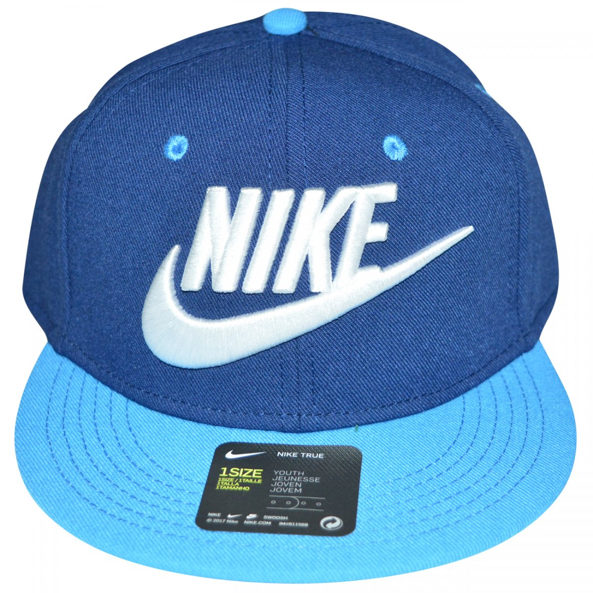 comprar bone aba reta da Nike infantil 6ef8fd416ca