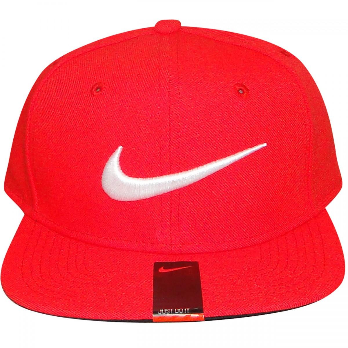 Bone Nike 639534 639534 600 - Vermelho Branco - Chuteira Nike ... 6482607c35dff