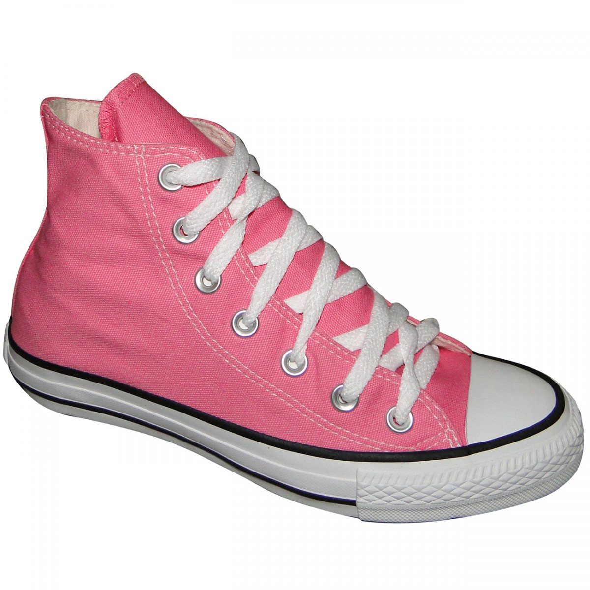 efe6655a56b BOTA ALL STAR CONVERSE CORE HI CT112007 - ROSA - Chuteira Nike ...