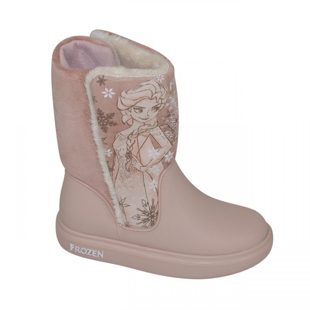 5089cccdbc8 Bota Frozen Snowland 21565 Infantil 21565 - 01276 - Rosa - Chuteira Nike