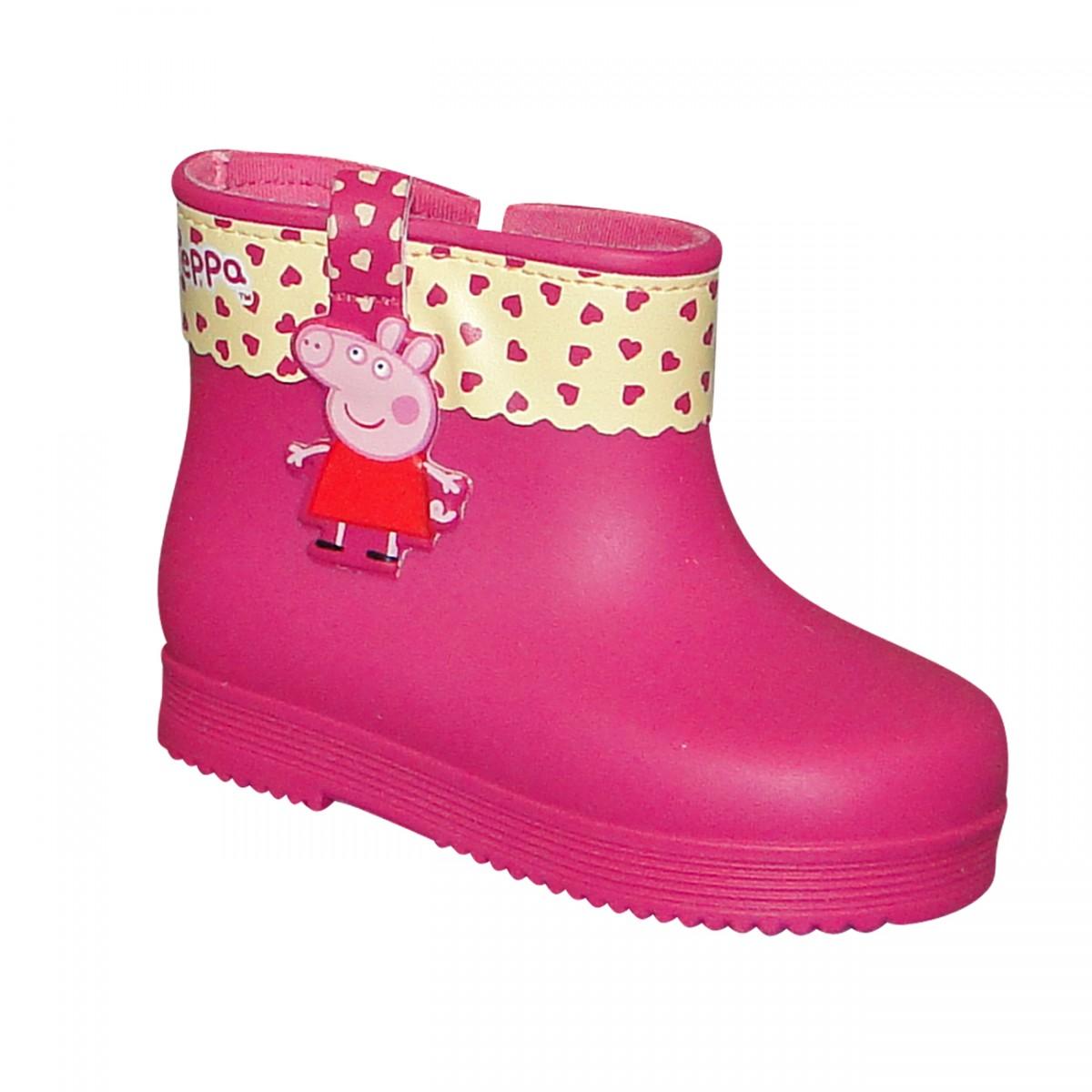 eb5f02a9c65 Bota Peppa e George 21277 Infantil 21277-51693 - Rosa Pink - Chuteira Nike