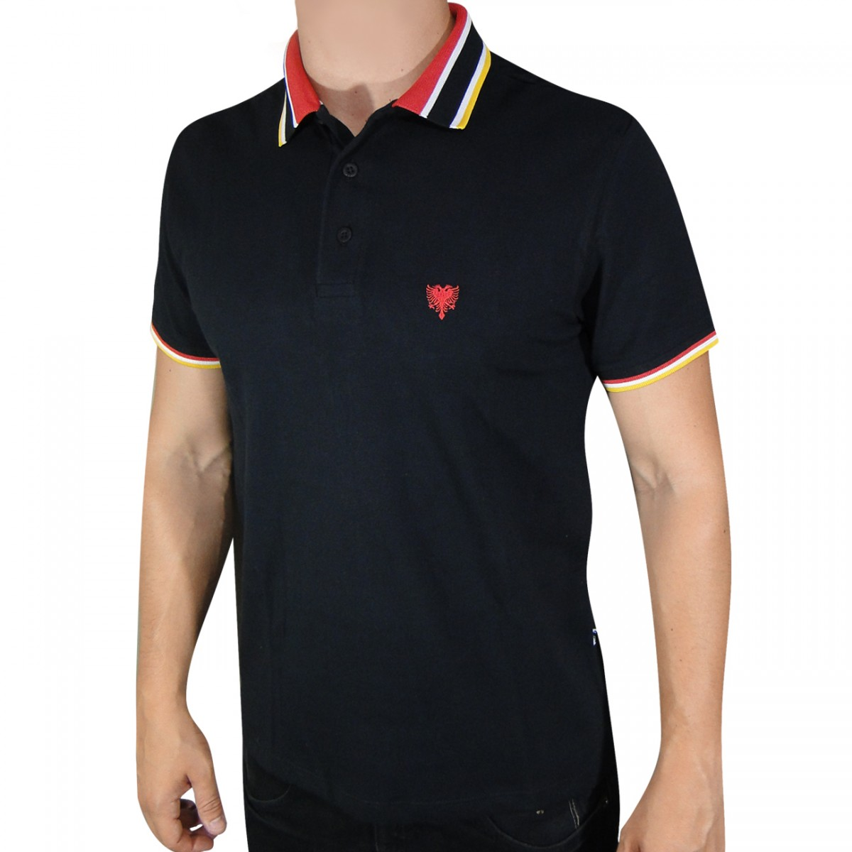 Camisa Polo Cavalera 0301 03.01.3824 - Preto - Chuteira Nike ada0ba64a0462