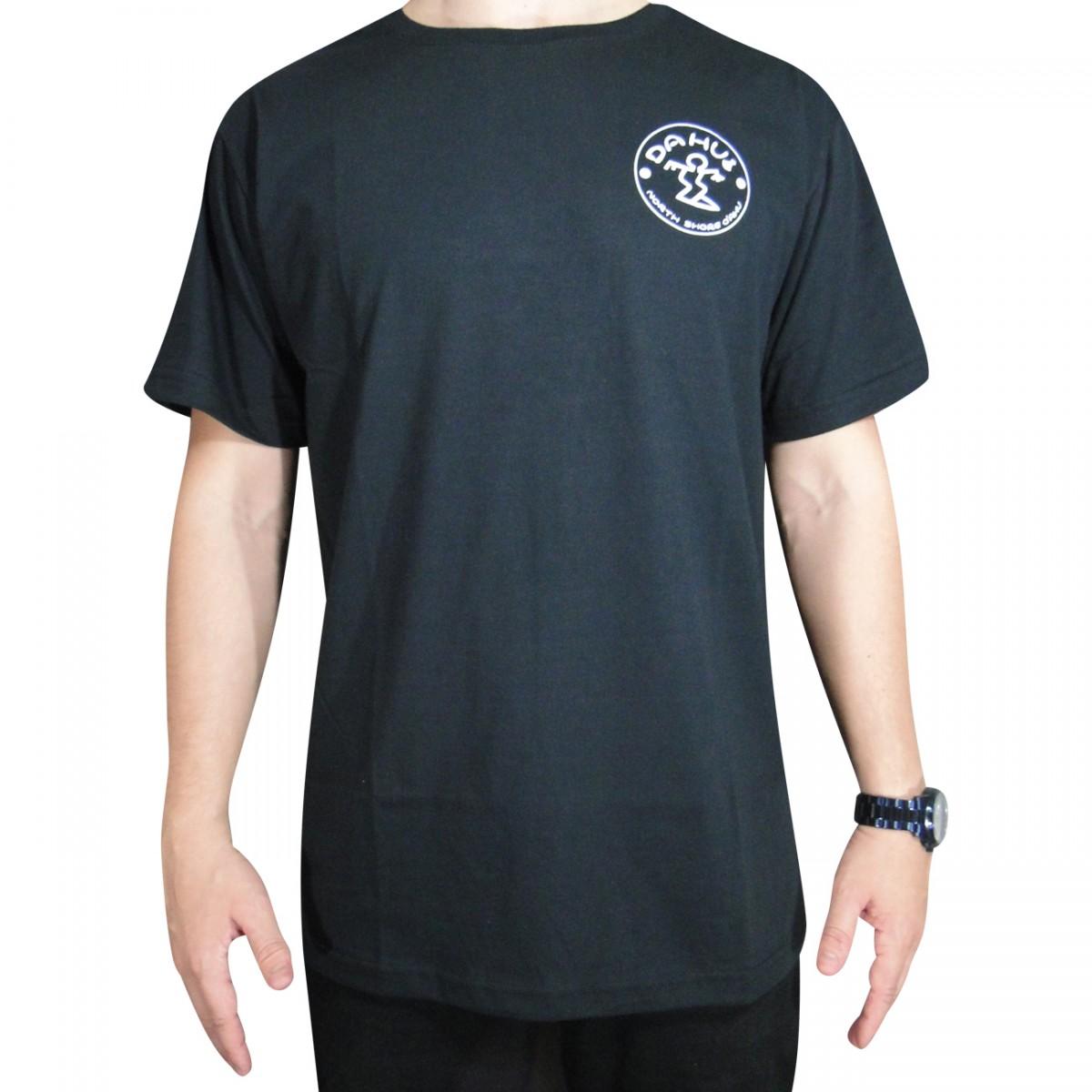 ... da5e31b18a2 Camiseta Da Hui 11375037025 11375037025 - Preto - Chuteira  Nike 06870578ba918