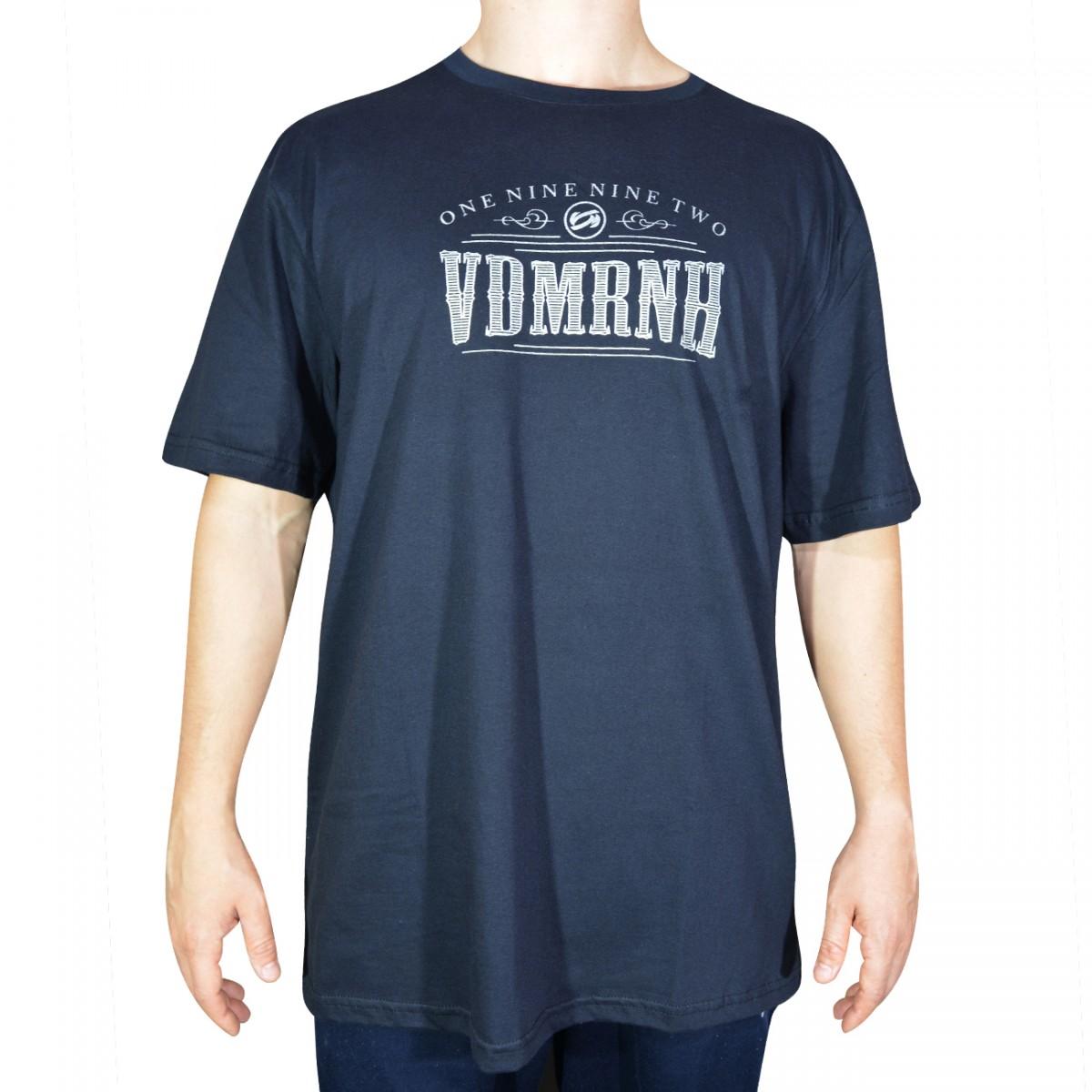 Camiseta Vida Marinha 2166 CMT2166 - Preto - Chuteira Nike 60c5ce8c31dae