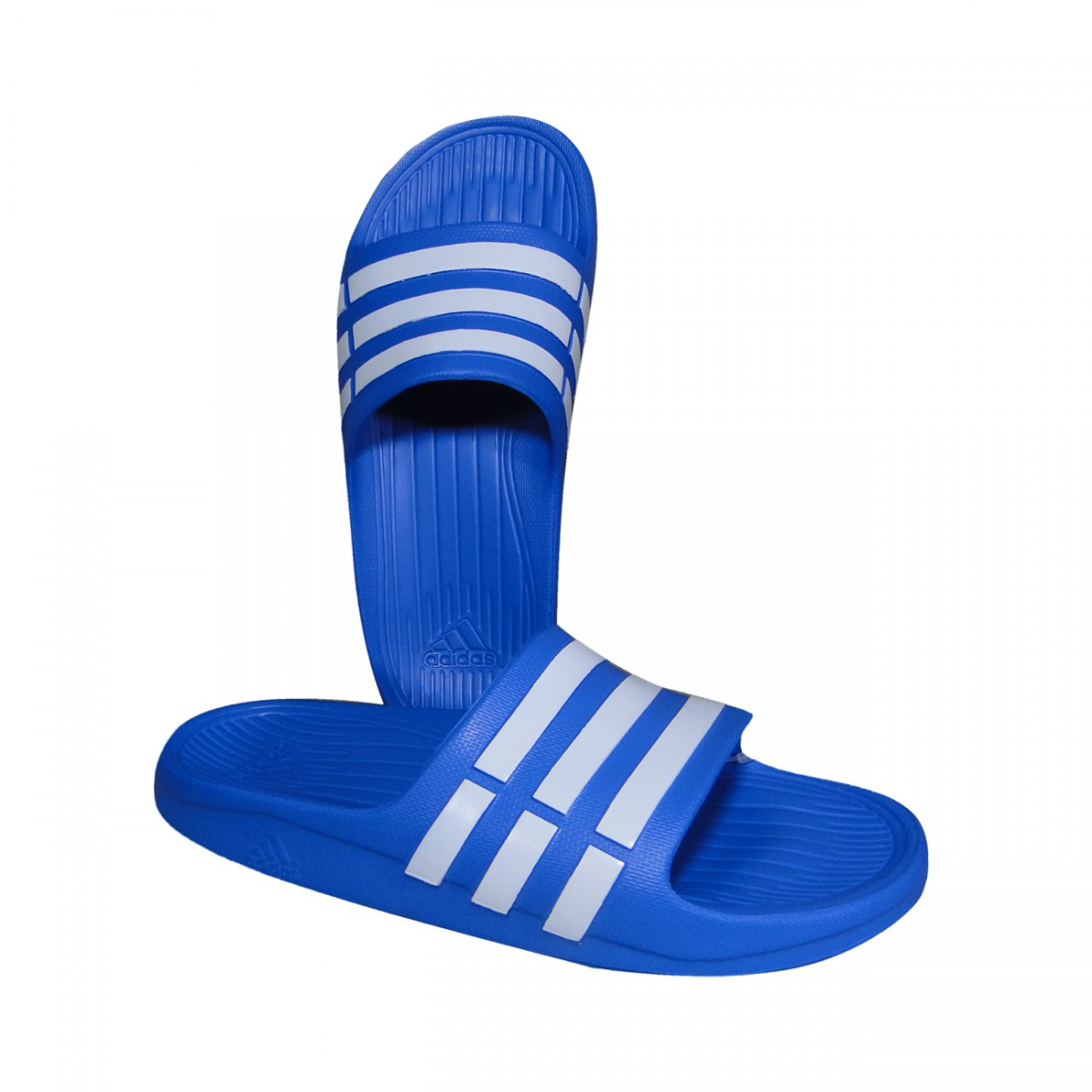 ac9c27aef146d1 Chinelo Adidas Duramo Slide Juvenil