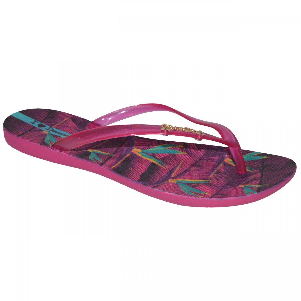 5c22c3fa12 Chinelo Ipanema Wave Tropical 25980 25980 - 20795 - Rosa rosa - Chuteira  Nike