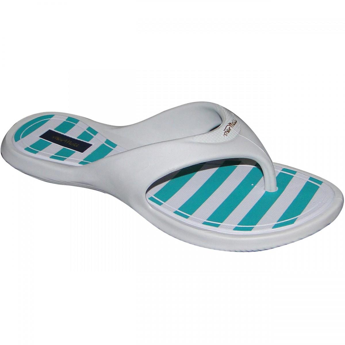 926fcd668 Chinelo Mormaii Ref.10627 6492 - Branco/Verde - Chuteira Nike ...