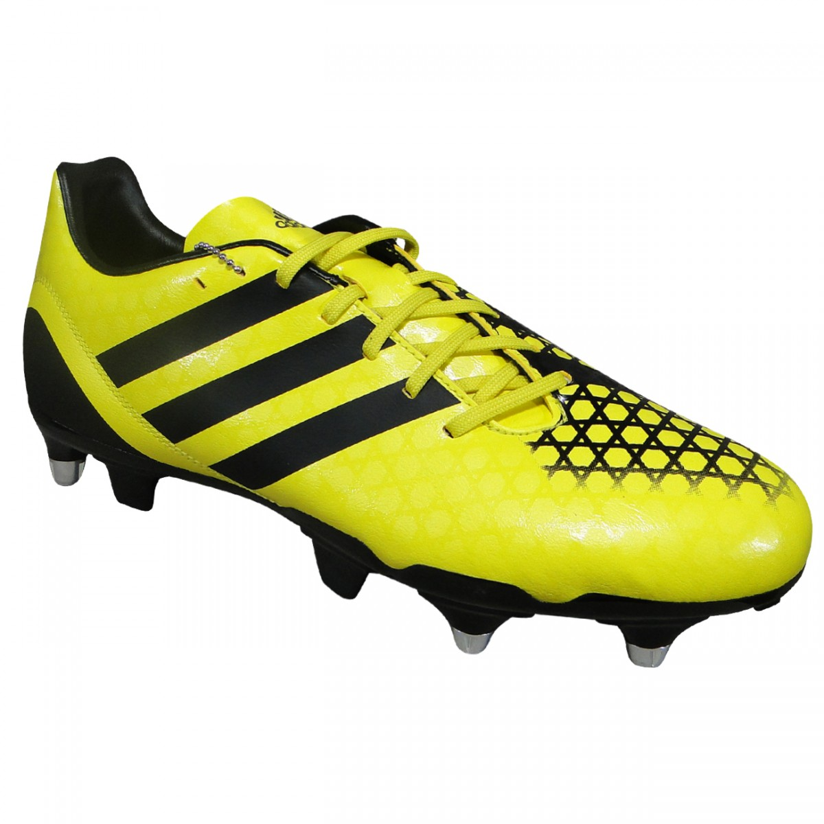 9bebd4b1fa Chuteira Adidas Incurza B23058 - Amarelo Preto - Chuteira Nike ...