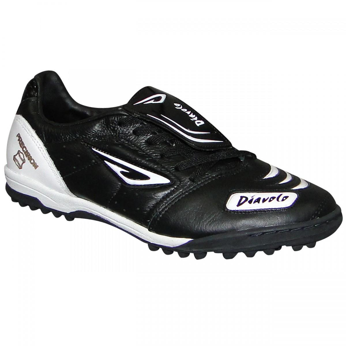 a2a97e3539 Chuteira Society Diavolo Precision HG 9164 - Preto Branco - Chuteira Nike