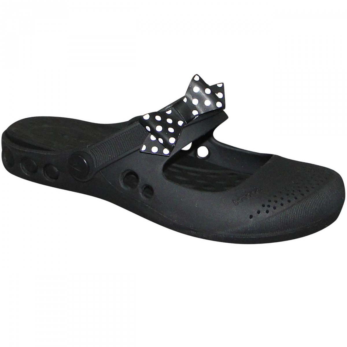 2d9e51ca9b Crocs Boaonda 1170 Ibiza 1170-110-001 001 - Preto Branco - Chuteira Nike