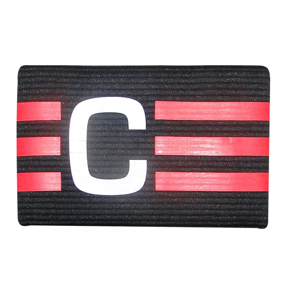 eb29795d29387 Faixa Capitão Adidas Armband Z18325 - Preto/Coral - Chuteira Nike, Adidas.  Sandalias Femininas. Sandy Calçados